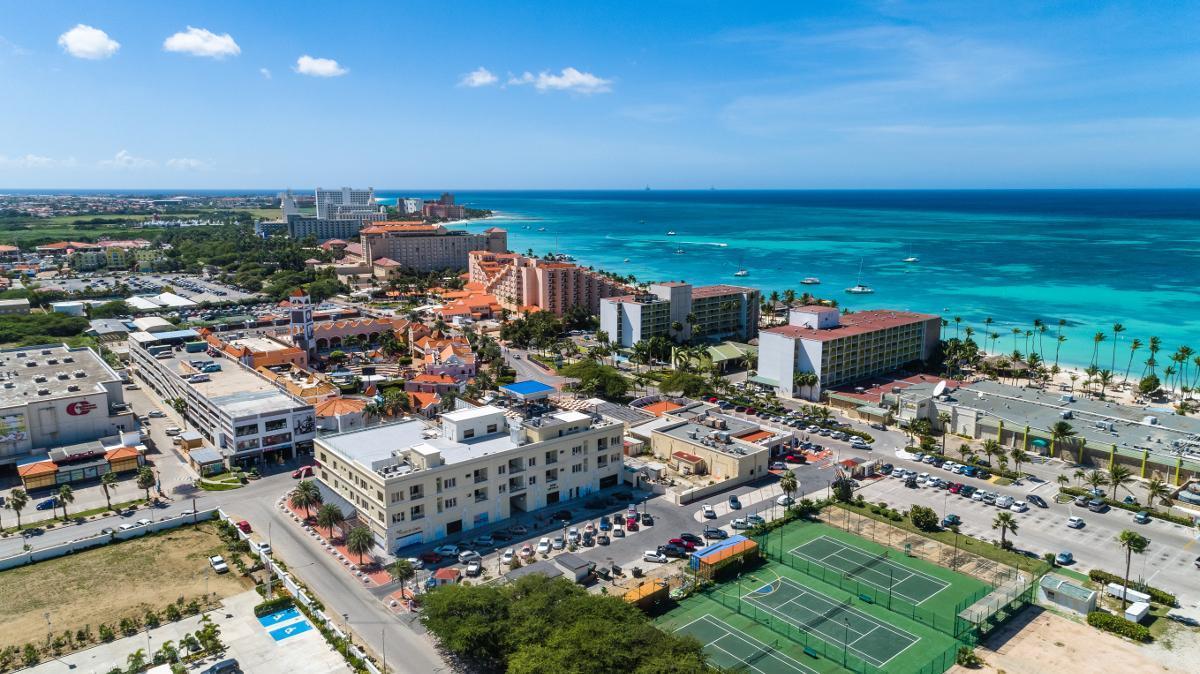 Ocean view luxury condo palm beach