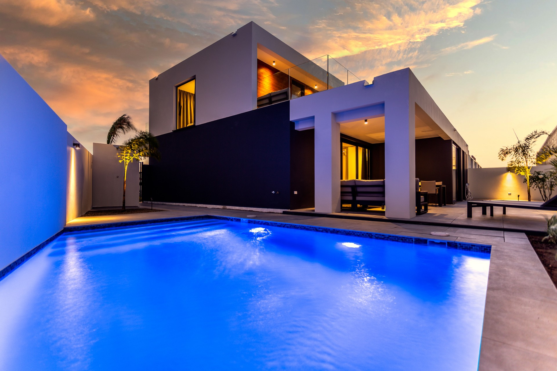 Luxury home for sale in aruba