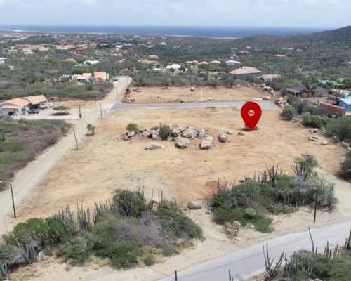 Ayo Property Land 1262m2 - Plot 2