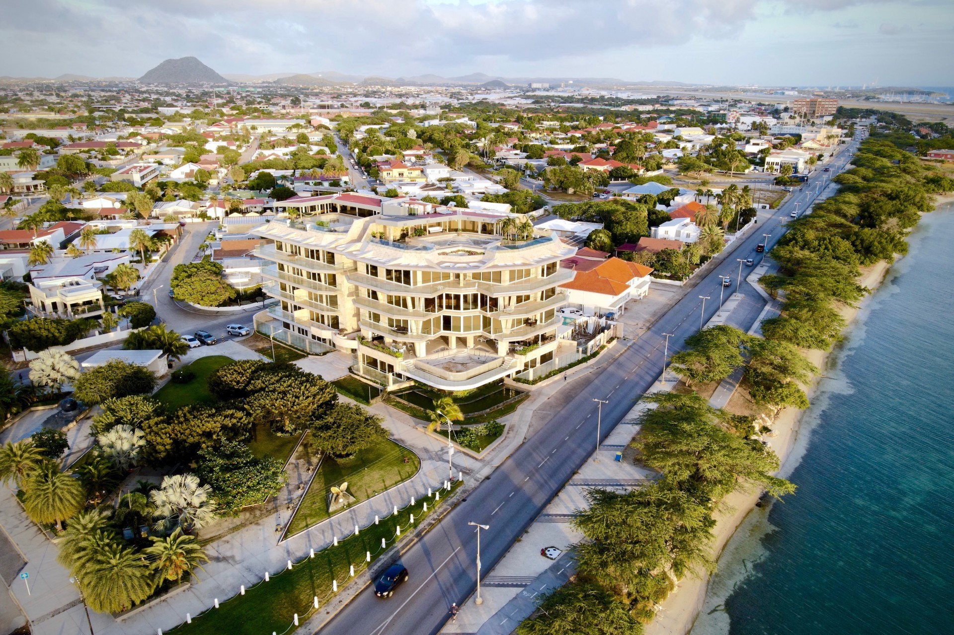 ocean view villa for sale in aruba